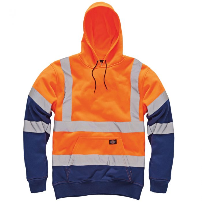 Dickies-Hi-Viz-myshoestore-orange-navy