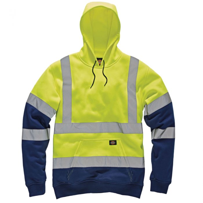 Dickies-hi-viz-myshoestore-yellow-navy