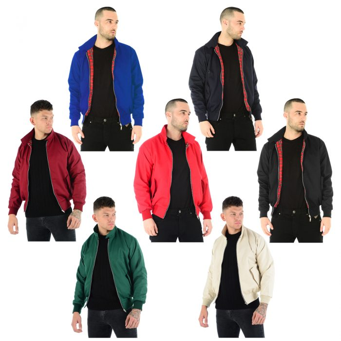 Harrington Main 7 Colours