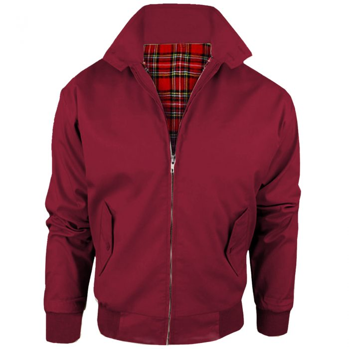 Harrington burgundy