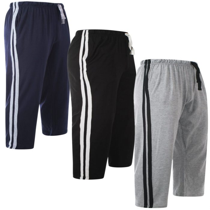 MEN'S CASUAL LOUNGE SHORTS