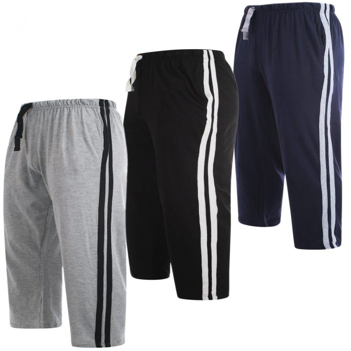 2pack-MEN'S CASUAL LOUNGE SHORT