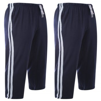 2pack MEN'S CASUAL LOUNGE SHORT Navy 2