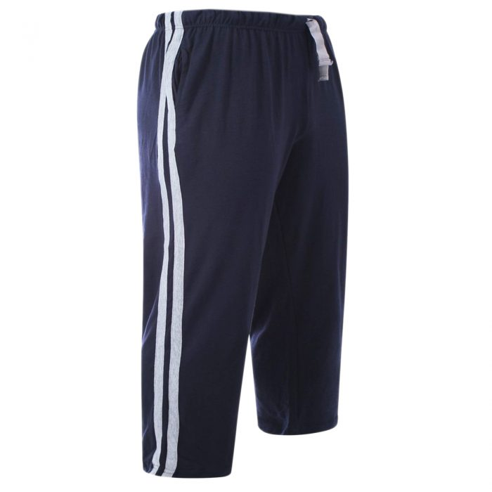 MEN'S CASUAL LOUNGE SHORTS-Navy