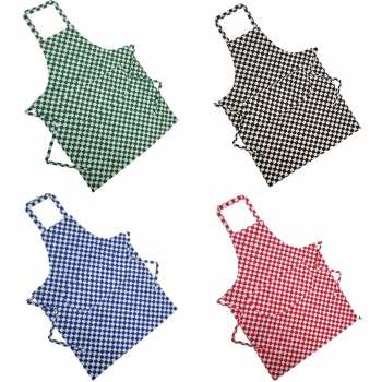 ADULT NOVELTY CHECK APRONS