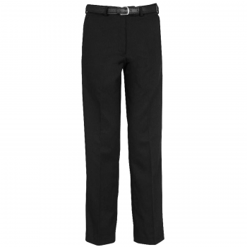 BOYS CHILDREN SCHOOL TROUSERS Black