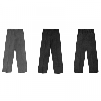 SCHOOL UNIFORM ADJUSTABLE TROUSER