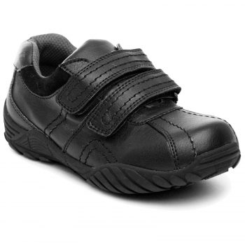 BOYS SCHOOL TRAINER JACK SHOES