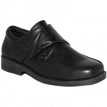 BOYS SCHOOL VELCRO SHOES