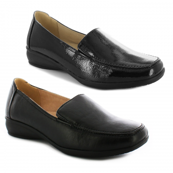 DR KELLER SALLY WOMEN'S WIDE FIT SHOES