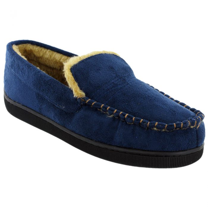 Dr Keller Slippers Sean Navy
