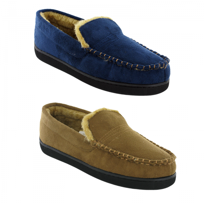 Dr-Keller-Slippers-tan-navy