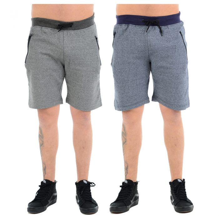 Fleece Shorts Main 2