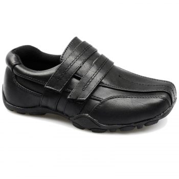 BOYS SCHOOL VELCRO SPORTS MAX SHOES