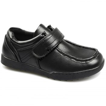 BOYS SCHOOL FLAT OLIVER SHOES