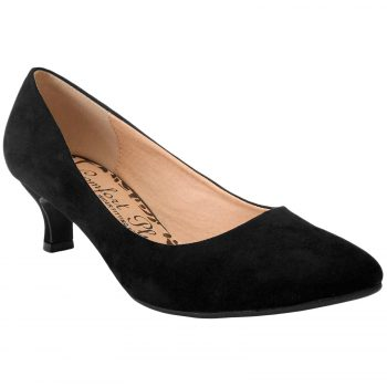 WOMEN COMFORT PLUS COURT SHOES Texas Suede