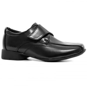 BOYS SCHOOL TOUCH FASTENING SHOES