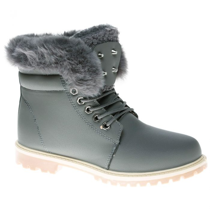 LADIES ANKLE-grey