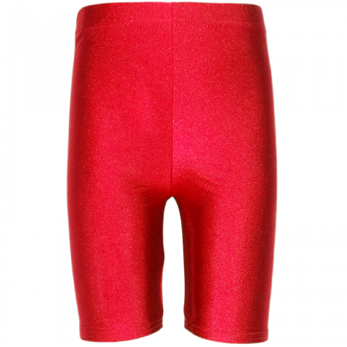 Lycra-Shorts-red