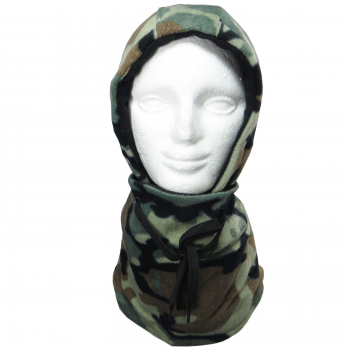 MEN & LADIES' ARMY MILITARY MASKS Green Full