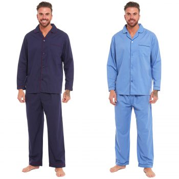 NEW MEN'S TRADITIONAL PAJAMAS