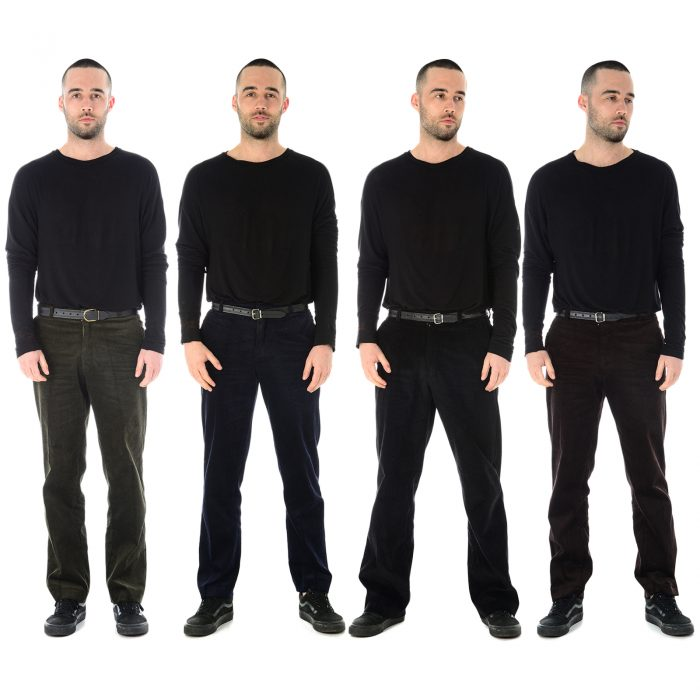 Mens Corduroy Trousers Main