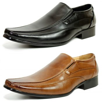 MEN'S FORMAL SLIP ON SHOES