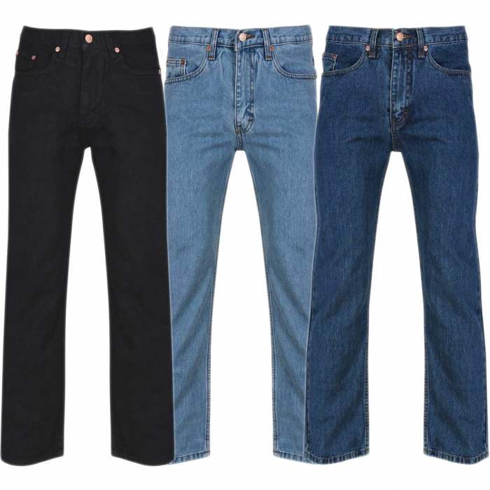 Mens-Denim Jeans