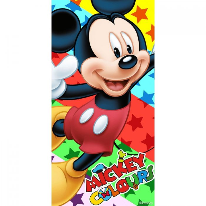 Mickey Mouse Colourful