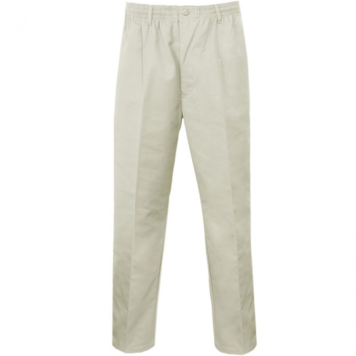 Rugby mens trousers stone 1
