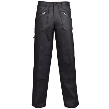MEN'S WORK WEAR ACTION TROUSERS