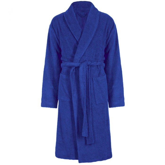 LUXURY EGYPTIAN COTTON TOWELLING Royal Blue