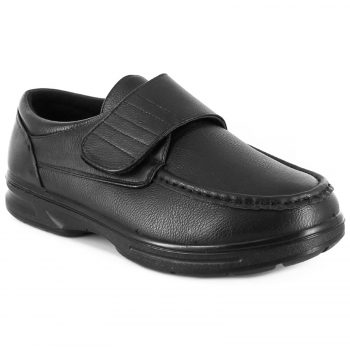 DR KELLER TONY MEN'S FAUX LEATHER SHOES