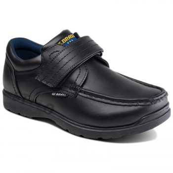 US BRASS TED 1 BOYS' SHOES