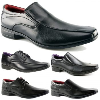 US BRASS MEN'S FORMAL SHOES