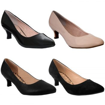 COMFORT PLUS TEXAS WOMEN'S COURT SHOES