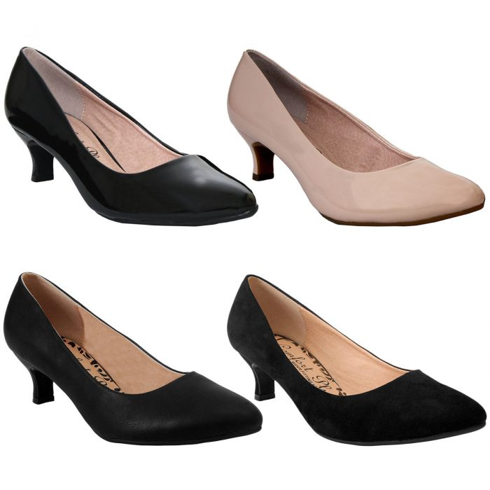 WOMEN COMFORT PLUS COURT SHOES