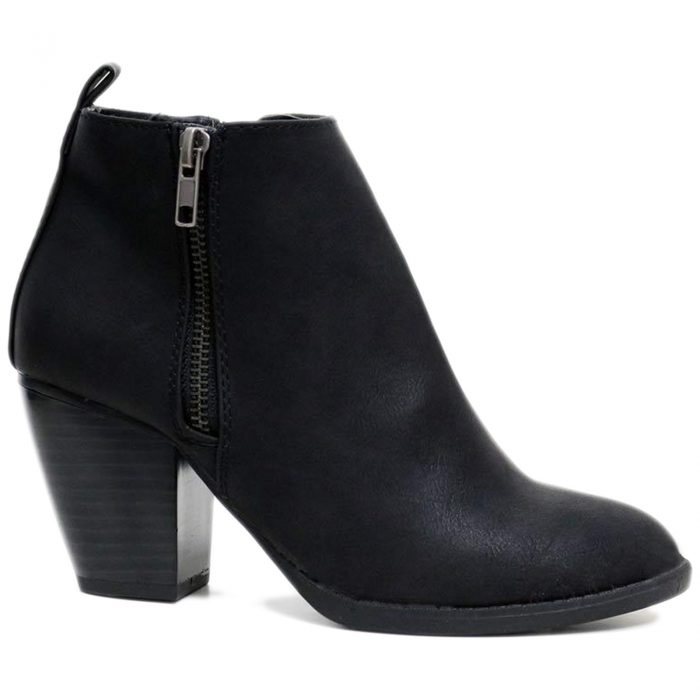 Wide Fit Ankle Boot 2017