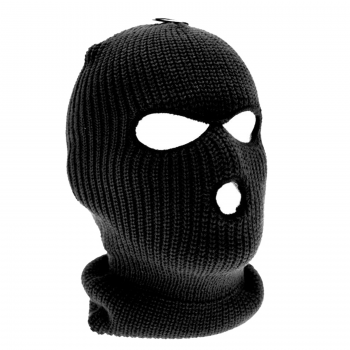 3 HOLE THINSULATE BALACLAVA