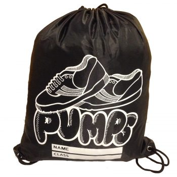 String Bag Black 1