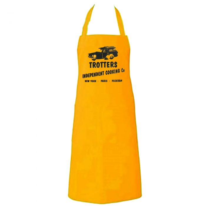 trotters 1 Yellow