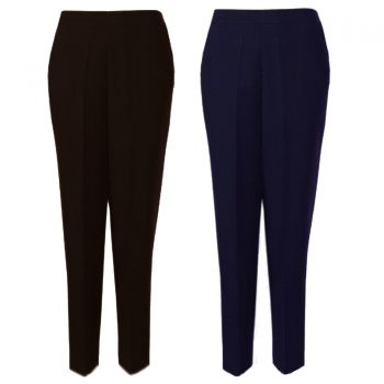 Trousers2pack Black Navy