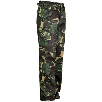 MEN'S WORK WEAR CAMO CAMUUFLAG TROUSERS