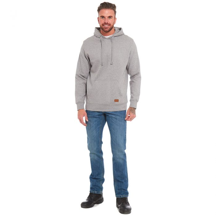 NEW MEN'S PULL OVER HOODY 2
