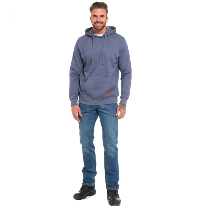 NEW MEN'S PULL OVER HOODY 3