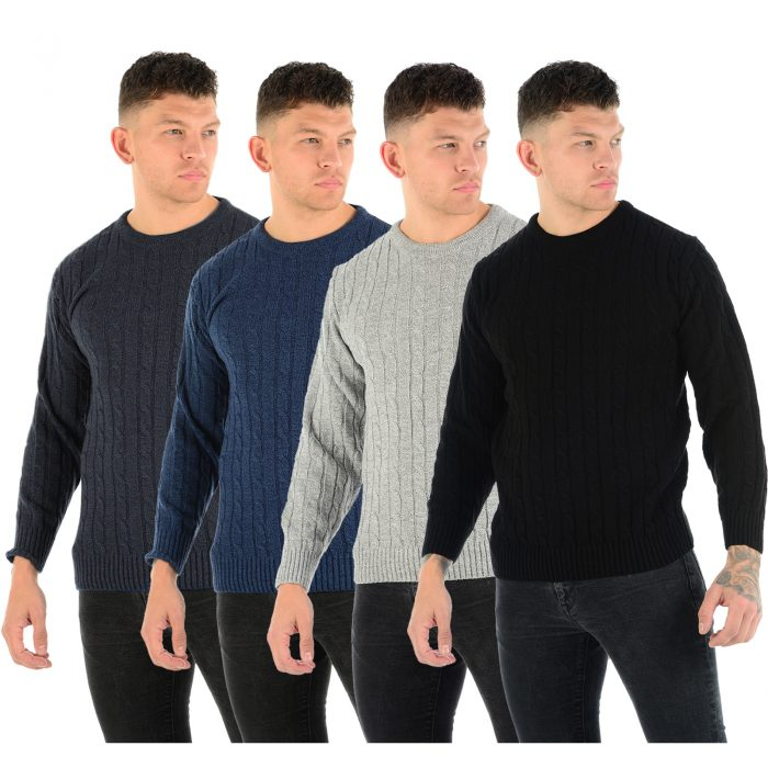 Bellisimo Cable Knit Jumper Main