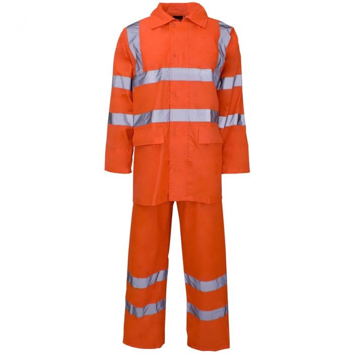 orange hi vis